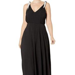 🆕️ Betsey Johnson Midi Dress w' shoulder ties